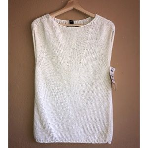 DKNY knitted top